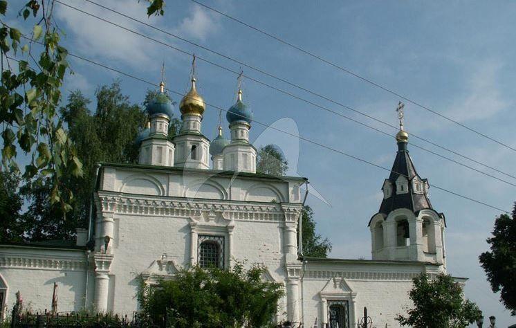 Церковь Пресвятой Богородицы, 1714 г.
