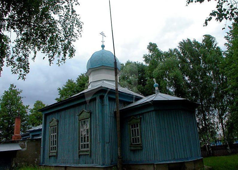 Церковь Святой Троицы, начало ХХ в.