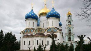 Успенский собор, Ансамбль Троице-Сергиевской лавры