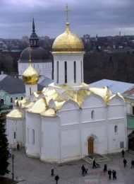 Троицкий собор, Ансамбль Троице-Сергиевской лавры