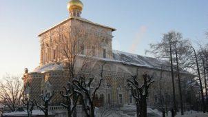 Трапезная с церковью Сергия, Ансамбль Троице-Сергиевской лавры