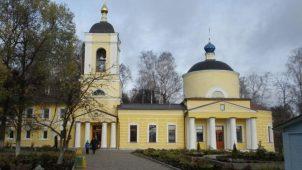 Церковь Покрова Пресвятой Богородицы, 1834 г.