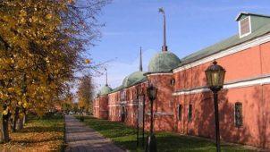 Конный двор, 1790 г., Ансамбль Троице-Сергиевской лавры