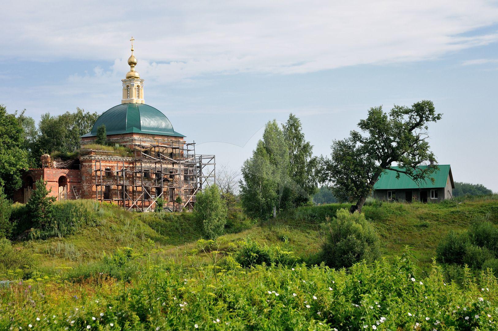 Церковь Троицкая, ХVIII в.
