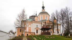 Покровский собор, Покровский Хотьков монастырь