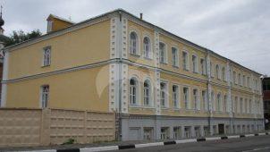 Гостиница у водяных ворот, Покровский Хотьков монастырь