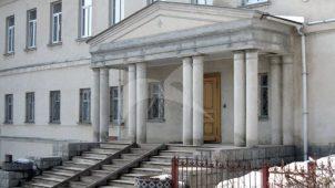 Корпус игуменский, Покровский Хотьков монастырь