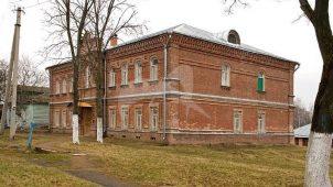 Корпус настоятельский, Покровский Хотьков монастырь