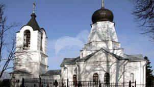 Спасская церковь, 1853 г.