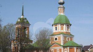 Церковь Рождества Христова, 1763-1771 гг., сер. XIX в.