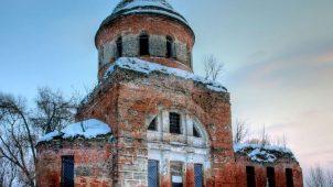 Церковь Покрова Пресвятой Богородицы, 1820 г.