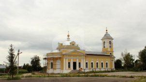Никольская церковь, 1811 г.