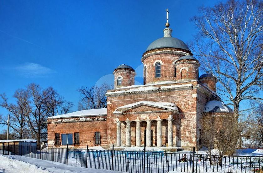 Церковь Успения, 1820 г.