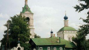 Казанская церковь, конец XVII, XIX вв.