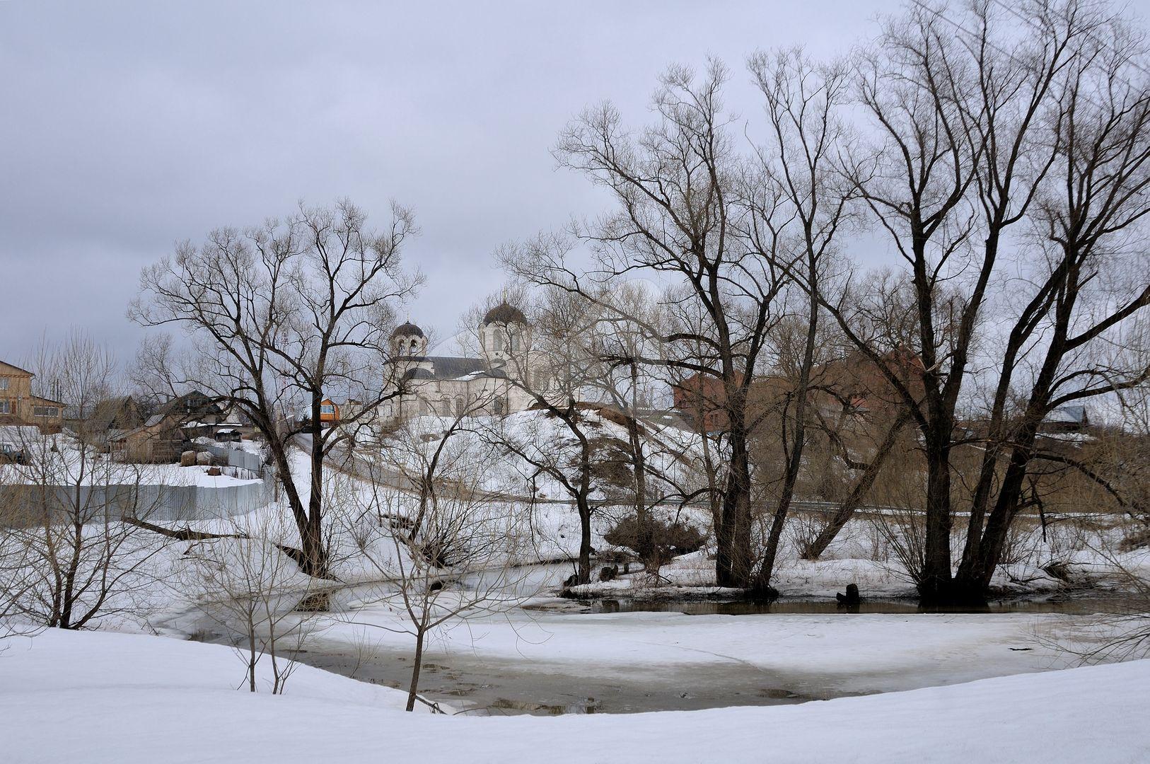 Парк, XIX в., усадьба «Сынково»
