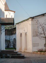 Квасоварня, Ансамбль Новоспасского монастыря