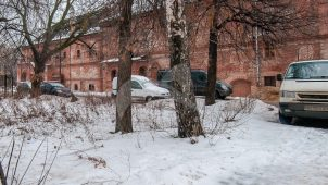 Палаты XVII в. (Крутицкий казенный приказ), Ансамбль Крутицкого подворья