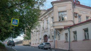 Дом, XVIII в. с палатами XVII в.