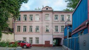 Жилой дом владельца фабрики, 1838 г.