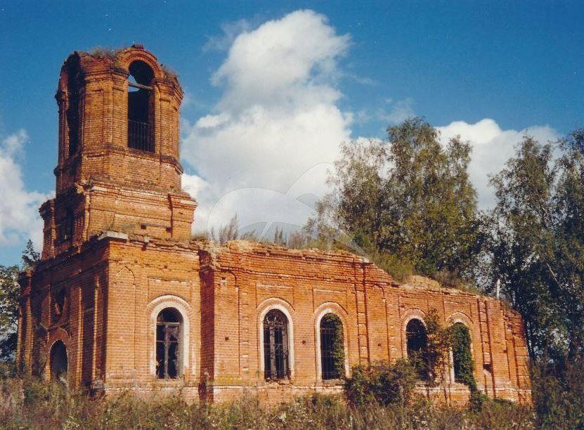 Церковь Покрова Пресвятой Богородицы, 1899 г.