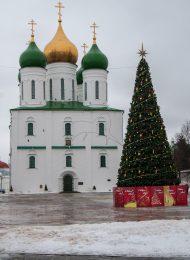 Успенский собор, 1533 г., Ансамбль Кремля, ХVI в.