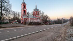 Церковь Вознесения, 1802 г.