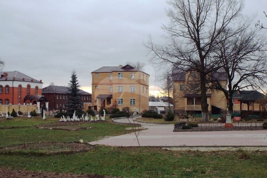 Корпус восточный келейный, 1910-е гг., Покровско-Васильевский монастырь