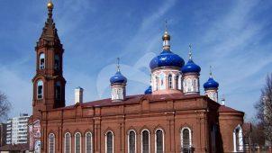 Собор Рождества Пресвятой Богородицы, 1874-1890 гг.