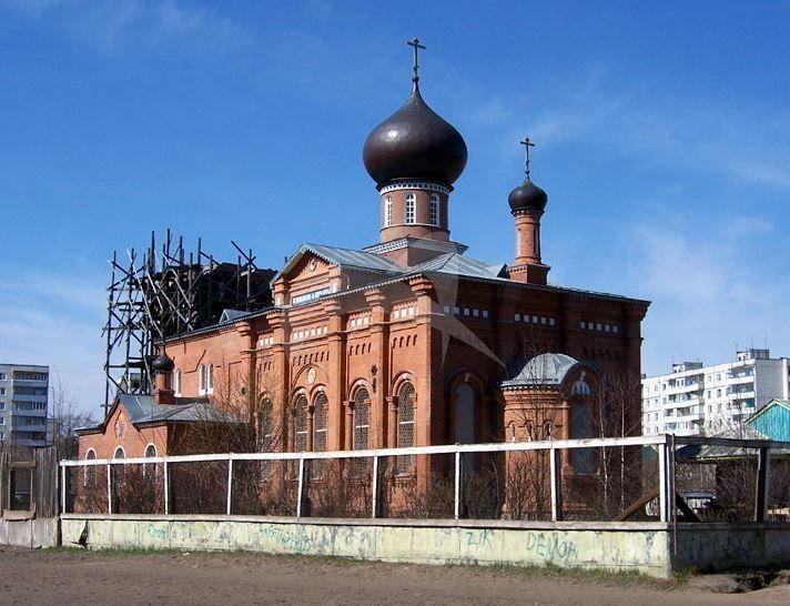 Церковь Рождества Пресвятой Богородицы, 1884 г.