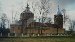 Церковь Рождества  Богородицы (деревянная), 1782г.