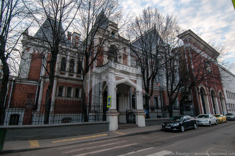 Особняк — «Дом архитектора», 1896 г., середина XX в., арх. Эрихсон А.Э., Буров А.К.