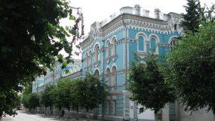Здание городской думы, вторая пол. XIX в.