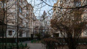 Квартира, в которой жил Новиков-Прибой Алексей Силыч