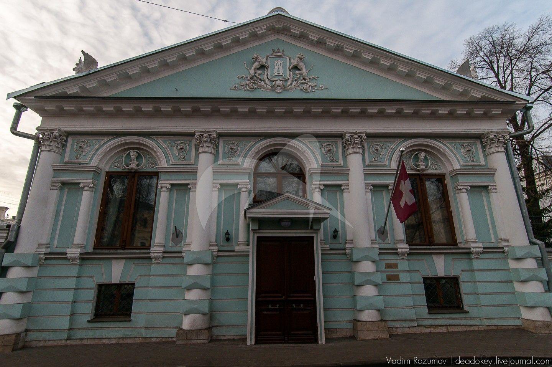 Жилой дом, 1903 г., архитектор А.М. Щеглов