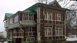 Дом Милютиной, конец XIX в.