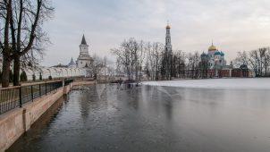 Пруд, Николо-Угрешский монастырь, ХVI-ХVII вв.