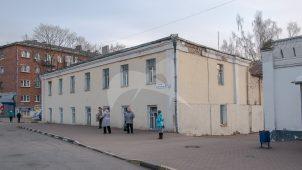 Cтранноприимный дом, Николо-Угрешский монастырь, ХVI-ХVII вв.