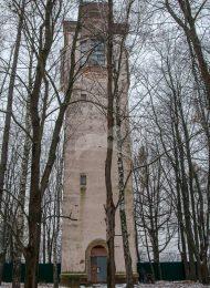 Водонапорная башня, 1910-е гг., санаторий Г.А. Каратаевой