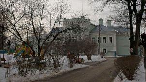 Усадьба «Подлипичье»: — главный дом, XVIII-XIX вв.