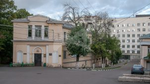 Городская усадьба Баташева (с 1878 г. — Яузская больница)