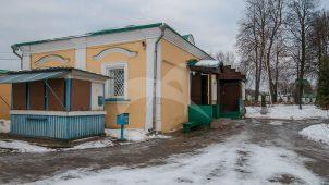Дом причта северный, усадьба Гребнево, XVIII-ХIX вв.