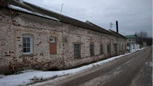 Фабрика Немковых: ткацкий корпус N3