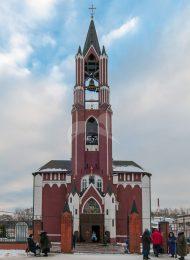 Церковь Святой Троицы, 1910-1916 гг.