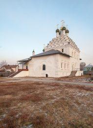 Церковь Николы Посадского, ХVI в.