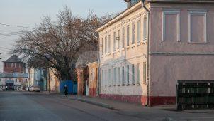 Главный дом городской усадьбы, первая половина XIX в., вторая половина XIX в.