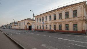 Главный дом, вторая треть XIX в., усадьба Осетрова