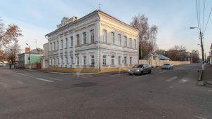 Главный дом, усадьба Елкина, начало-втораяполовинаXIX в.