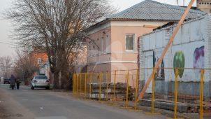 Главный дом, усадьба городская, началоXIX в.
