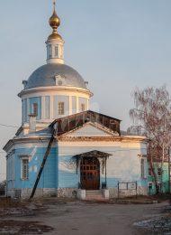 Церковь Покрова, ХVIII в.