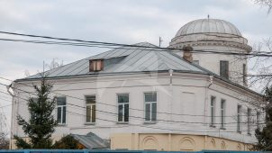 Церковь Ильи пророка, 1821-1834 гг.